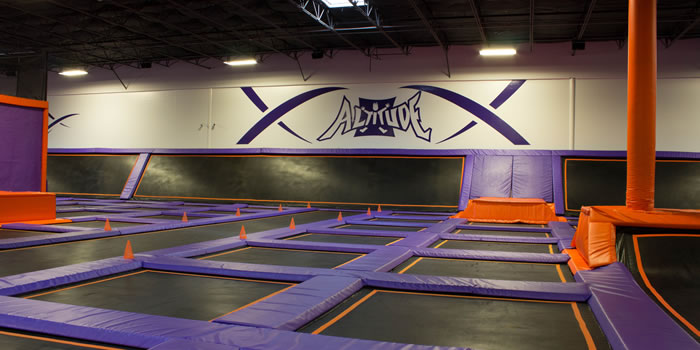 Louisville, Kentucky's best and largest trampoline park