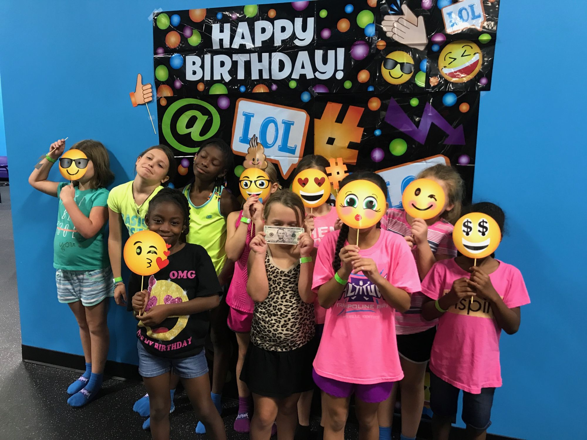 Awesome Kids Birthday Party Places Near Me Altitude