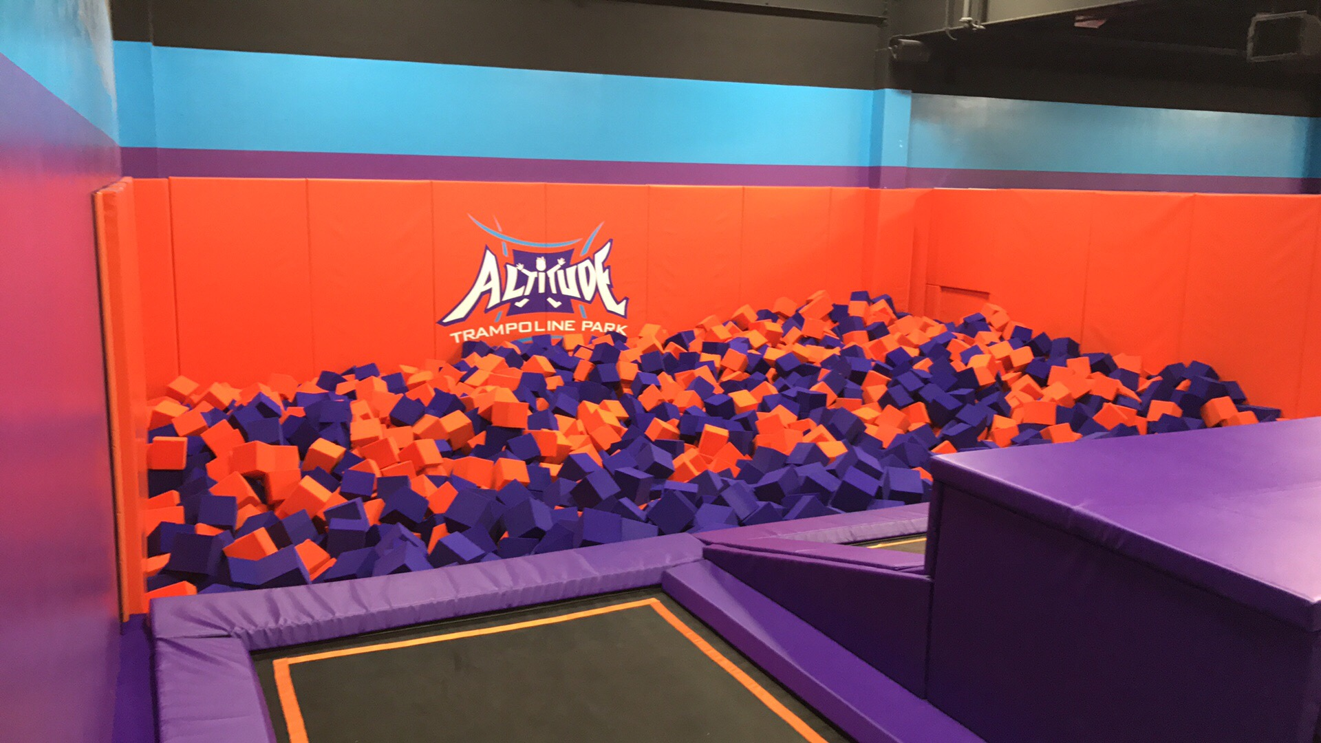 trampoline parks for kids
