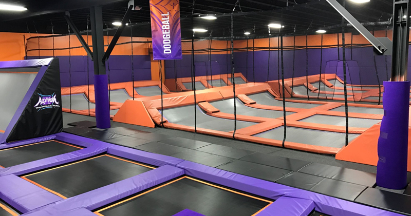 Trampoline Teen Night - Louisville, KY