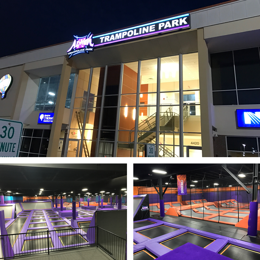 group events altitude trampoline park louisville altitude trampoline park